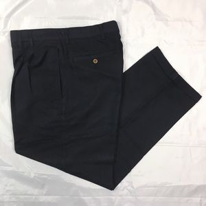 Caribbean Joe Pants - Caribbean Joe Black Dress Pants